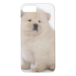 Case-Mate Barely There iPhone 7 Case with Chow Chow Phone Cases design