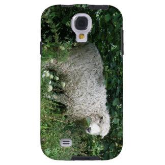 Cute White Fluffy Sheep Samsung Case
