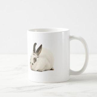 Cute White Rabbit Mugs