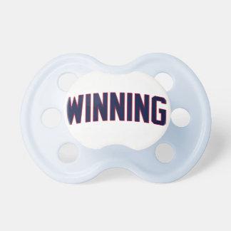 Cute Winning Infant Pacifier