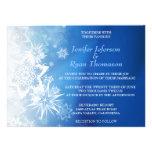 Cute winter wedding Invitation Personalized Invitation