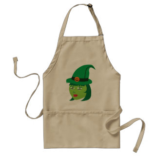 Cute Witch Apron