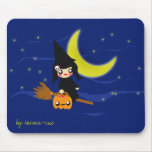 Cute witch mousepad!