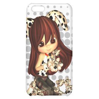 Cute With Moonies Cutie Pie & Kittens iPhone 5C Covers