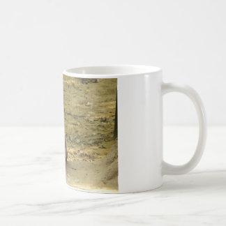 Cute Wolf Cub Coffee Mug
