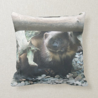 Cute Wolverine Pillow
