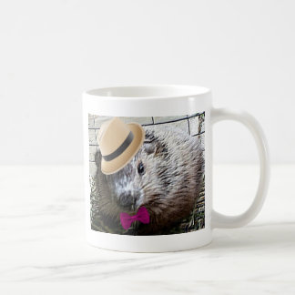 Cute Woodchuck Cartoon! Coffee Mug
