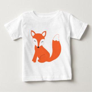 Cute Woodland Baby Fox Baby T-Shirt