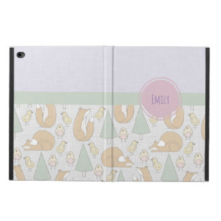 Cute Woodland Creatures Pattern Powis iPad Air 2 Case