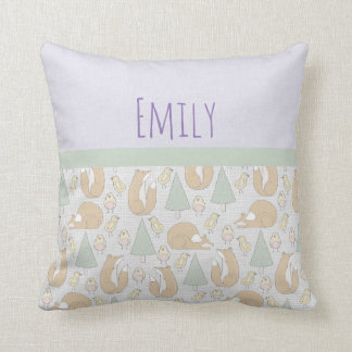 Creature Pattern Pillows - Decorative & Throw Pillows Zazzle