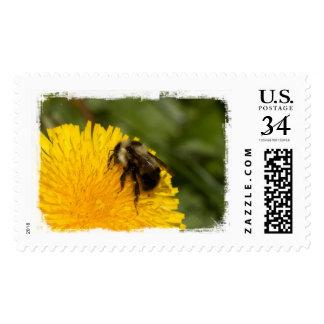 Cute Worker Bee Postage