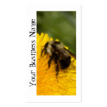 Cute Worker Bee; Promotional Business Card Templates