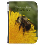 Cute Worker Bee; Promotional Kindle Covers