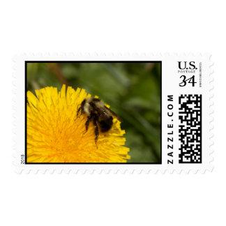 Cute Worker Bee Stamp