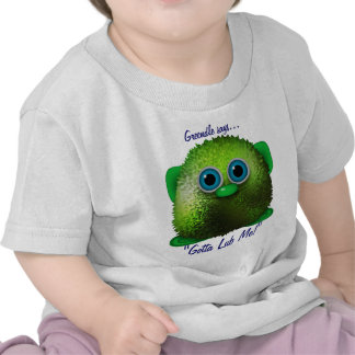 Cute Wuzzy Butt Infants Lovable Book Character Shirts