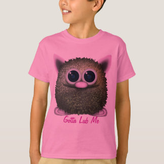 Cute Wuzzy Butt Kids Lovable Book Character Shirt