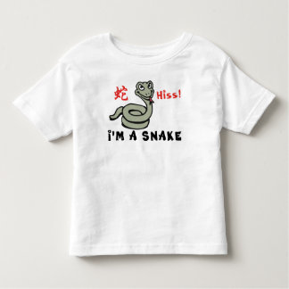 Cute Year of The Snake Toddler T-shirt