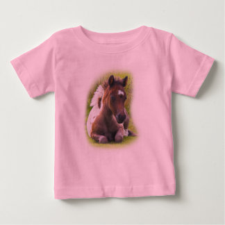 Cute Yearling Foal infant t-shirt