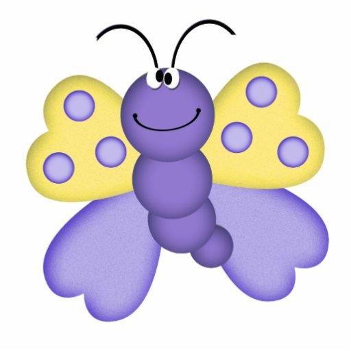 Purple Cartoon Butterfly | www.imgkid.com - The Image Kid ...
