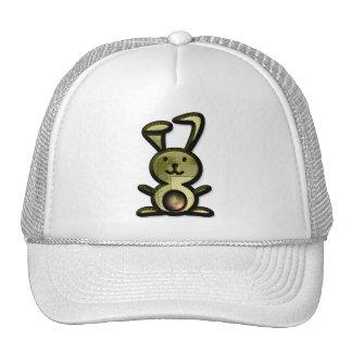Cute Yellow Bunny Trucker Hat