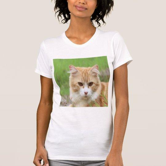 Cute yellow cat T-Shirt
