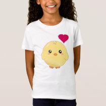 Cute yellow chick T-Shirt