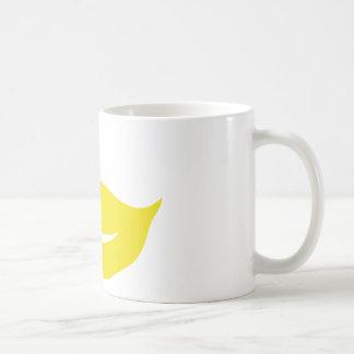 cute yellow duckling duck classic white coffee mug