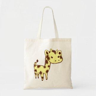 Cute Yellow Giraffe Bag