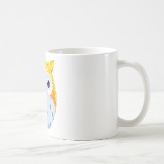 Cute Yellow Owl Coffee Mug