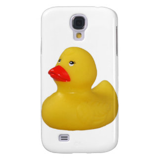 Cute yellow rubber duck iphone 3G case, gift idea Galaxy S4 Cover