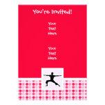 Cute Yoga Invitations