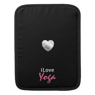 Cute Yoga iPad Sleeves