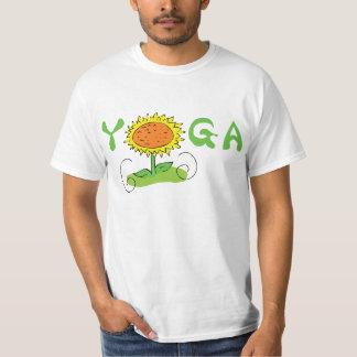 Cute Yoga T-shirt
