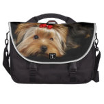 Cute yorkie bags for laptop