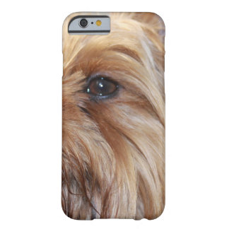 Cute Yorkie Barely There iPhone 6 Case