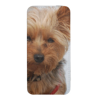 Cute Yorkie iPhone 5 Pouch