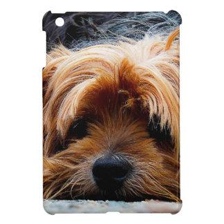 Cute Yorkshire Terrier Dog iPad Mini Cover