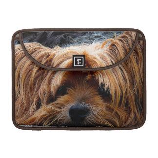 Cute Yorkshire Terrier Dog MacBook Pro Sleeve