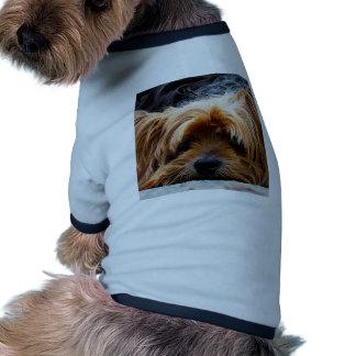 Cute Yorkshire Terrier Dog Tee