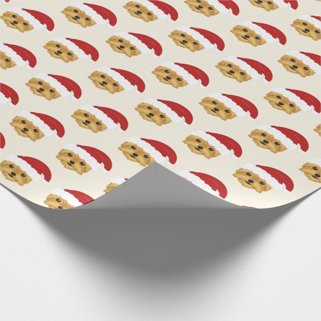 Cute Yorkshire Terrier Pattern Christmas