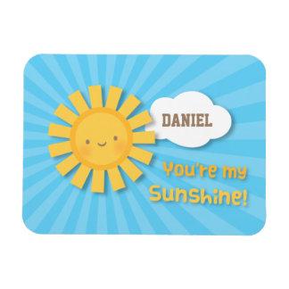 Cute You Are My Sunshine Appreciation Magnet