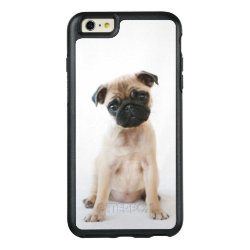 OtterBox Symmetry iPhone 6/6s Plus Case with Pug Phone Cases design