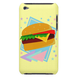 Cute Yummy Burger Barely There iPod Cover