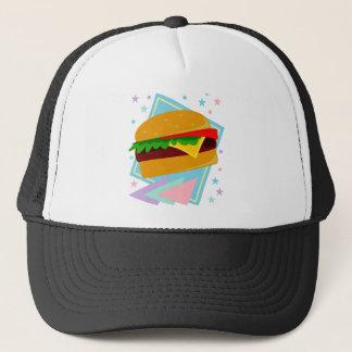 Cute Yummy Burger Trucker Hat