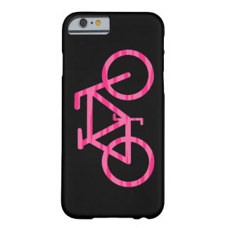 Cute Zebra Bicycle Barely There iPhone 6 Case