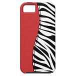 Cute Zebra iPhone 5 Cases