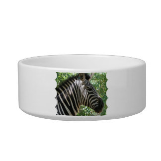 Cute Zebra  Pet Bowl