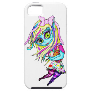 Cute Zombie Doll iPhone 5 Cases