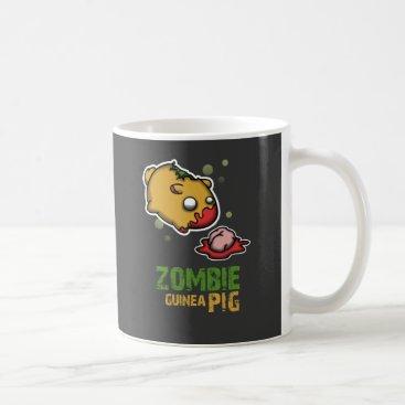 theicecreamsandwich Cute Zombie Guinea Pig Coffee Mug
