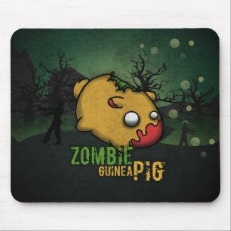 Cute Zombie Guinea Pig Alfombrilla De Ratones